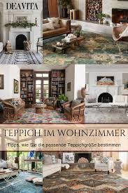 deavita ein teppich im wohnzimmer ist viel mehr als