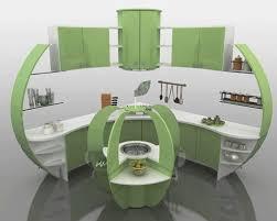 Green Apple Kitchen Design