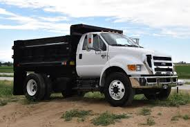 2015 Ford F750 Dump Truck | Insight Automotive