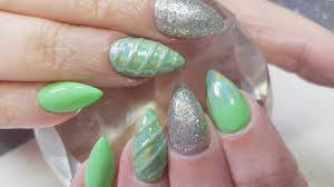 100 Nail Art 2011 Acrylic S Simple Green Idea Summer Proartcat