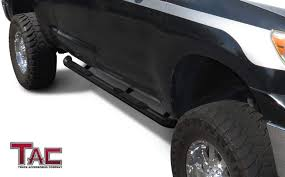 TAC 4.25 Side Steps 2007-2018 Toyota Tundra Double Cab Pickup Truck ... 2016 Toyota Tundra Vs Nissan Titan Pickup Truck Accsories 2007 Crewmax Trd 5 7 Jive Up While Jaunting 2014 Accsories For Winter 2012 Grade 5tfdw5f11cx216500 Lakeside Off Road For Canopy Esp Labor Day Sale Tundratalknet Clear Chrome Led Headlights 1417 Recon Karl Malone Youtube 08 Belle Toyota Viking Offroad Shop Puretundracom