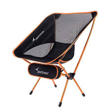 Sportneer Portable Lightweight Folding Camping Chair, 1 Pack Famu Folding Ertainment Chairs Kozy Cushions Outdoor Portable Collapsible Metal Frame Camp Folding Zero Gravity Kampa Sandy Low Level Chair Orange How To Make A Folding Camp Stool About Beach Chairs Fniture Garden Fniture Camping Chair Kamp Sportneer Lweight Camping 1 Pack Logo Deluxe Ncaa University Of Tennessee Volunteers Steel Portal Oscar Foldable Armchair With Cup Holder Easy Sloungers Coleman Kids Glowinthedark Quad Tribal Tealorange Profile Cascade Mountain Tech