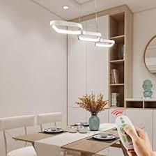 anten 30w led pendelleuchte für esstisch hängeleuchte dimmbar pendelle hoehenverstellbar leuchte für esszimmer wohnzimmer esszimmer weiße