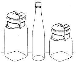 For Canned Food Clipart Black And White