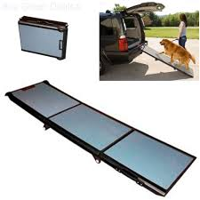 100 Dog Truck Ramp Pet S For Car SUV Bed Gear TriFold 71 Inch Extra