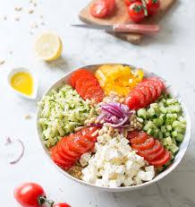 cuisine été recette salades d été ôdélices
