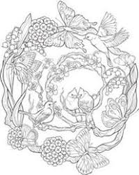 Mandala Motifs Coloring Page Pages For Adults