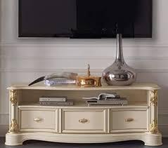 casa padrino barock tv schrank creme gold 162 x 49 x h 61