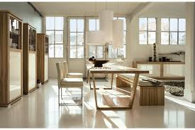 Nice White Dining Room
