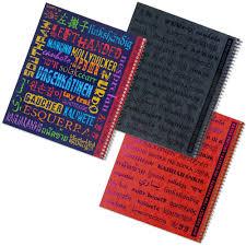 Left-Handed Spiral Notebook: