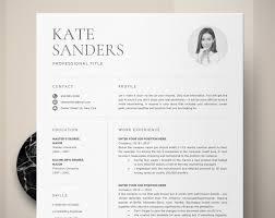 CV Template Resume Template With Photo Professional Resume | Etsy Free Download Sample Resume Template Examples Example A Great 25 Fresh Professional Templates Freebies Graphic 200 Cstruction Samples Wwwautoalbuminfo The 2019 Guide To Choosing The Best Cv Online Generate Your Creative And Professional Resume Cv Mplate Instant Download Ms Word You Can Quickly Novorsum Disciplinary Action Form 30 View By Industry Job Title Bakchos Resumgocom