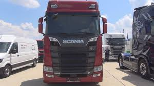 100 Scania Trucks S 650 A4x2LB Tractor Truck 2018 Exterior And Interior YouTube