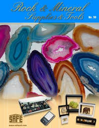 Rock Mineral Display Cases And Stands By Safe Collecting