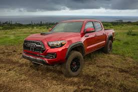 Toyota Trucks For Sale - Toyota Trucks Reviews & Pricing | Edmunds 2017 Toyota Tacoma Trd Pro First Drive No Pavement No Problem 2016 V6 4wd Preowned 1999 Xtracab Prerunner Auto Pickup Truck In 2018 Offroad Review An Apocalypseproof Tundra Sr5 57l V8 4x4 Double Cab Long Bed 8 Ft Box 2005 Photos Informations Articles Bestcarmagcom New Off Road 6 2015 Specs And Prices Httpswwwfacebookcomaxletwisters4x4photosa