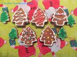 Christmas Tree Meringues Sainsburys by Cakeyboi December 2013