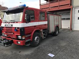 100 Fire Truck Manufacturing Companies SCANIA P92 4x2 WD Fire Trucks For Sale Fire Engine Fire