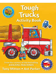 Shop , Amazing Machines Tough Trucks - Paperback Online In Riyadh ...