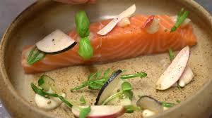cuisine du donjon restaurant domaine clair le donjon à etretat en vidéo