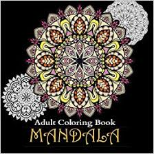 Amazon Adult Coloring Books A Book For Adults Featuring Mandalas And Henna Inspired Flowers Geometry Paisley Patterns 9781944575601