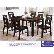 Buy Dining Room Sets Online   Furniture   Lazada Country Style Ding Table And Chairs Thelittolltiveco Details About Modern 5 Pieces Ding Table Set Glass Top Chair For 4 Person Garden Chairs White Background Stock Photo Tips To Harmoniously Mix Match Room Fniture Mid Century Gateleg And Rectangle Aberdeen Wood Rectangular Kids Bammax Toddler 4chairs Wooden Activity Indoor Play 38 Years Old Children With Planning Your Area Hot Sale 30mm Marble Seater Kitchen For Buy High Quality Tablekitchen Chairsmarble Ensemble Fold Console Quartz Royal Style