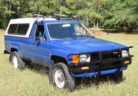 100 Toyota Trucks 4x4 For Sale 1985 Toyota Pickup 44 For Sale X On Bat Auctions Sold