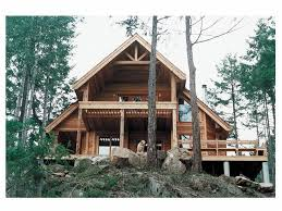The Mountain View House Plans by Mountain Home Plans 2 Story Mountain House Plan Design 010h