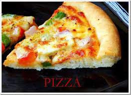 Pizza With Baby Corn