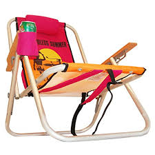 Rio Backpack Beach Chair With Cooler by Rio Wearever Backpack Beach Chair W Cooler Endless Summer U2013 Pink