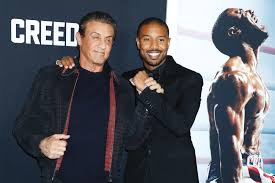 100 Sylvester Stallone Truck Says Creed II Is Probably His Last Time Playing