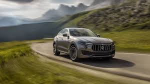 100 Maserati Truck 2018 Levante Review Ratings Edmunds