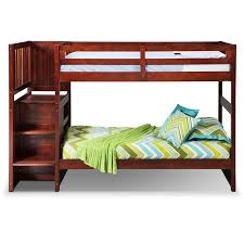 bunk beds girls loft beds with couch samba bunk bed value city