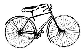 Cycling Ru Student Life Bike Clipart Name