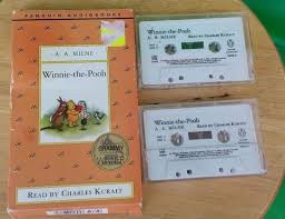 Winnie The Pooh By A Milne Penguin Book Tape 1997 Grammy Award Rare Audiobook