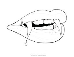 Lippy Lips Shopkin Coloring Page