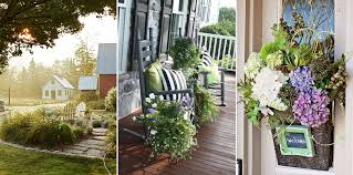 Rustic Spring Decorating Ideas