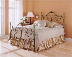 Antique Wrought Iron King Headboard by Bedroom Marvelous Wrought Iron Beds For Sale Antique Metal Bed