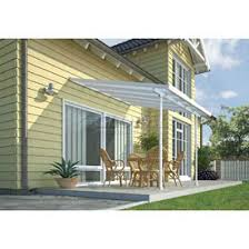 Palram Patio Cover Grey by Awnings Canopies U0026 Shelters Awnings U0026 Door Canopies Palram