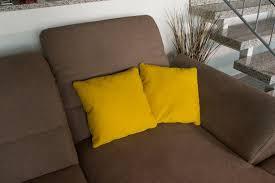 sofa sitzmöbel wohnzimmer braun stauraum