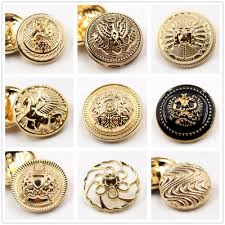 high quality metal suit buttons buy cheap metal suit buttons lots