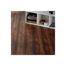 Tamworth Dark Oak Effect Laminate Flooring Sample