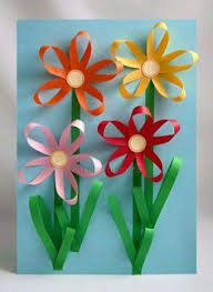 Learn To Make Simple Paper Flowers