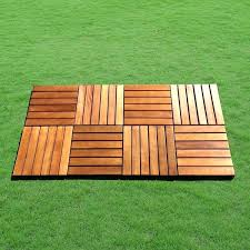 wood tiles for deck how to install wood deck tile wood deck tiles