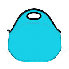 Thermal Insulated Neoprene Lunch Bag For Women Kids Bags Tote With Zipper Cooler Box Insulation In From Luggage On