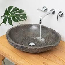 naturstein waschbecken ca 50 cm