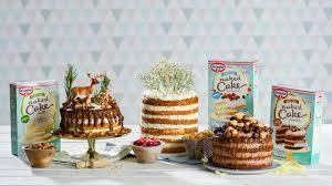 backmischungen cake jetzt test bäcker werden