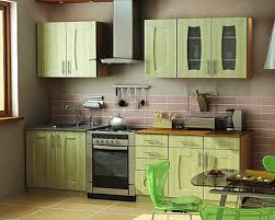 Alluring Green Kitchen Decor And Apple Color Inspiration