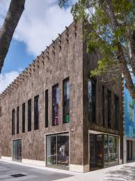 100 Bark Architects Tree Bark Covers Christian Louboutin Boutique In Miami Design