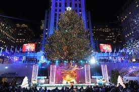Rockefeller Plaza Christmas Tree Lighting 2017 by New York City Holiday Events Christmas In Nyc Rockefeller Center