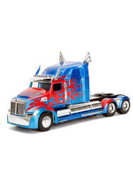 Optimus Prime 1:24 Scale Transformers