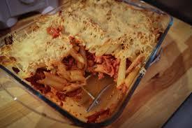 gratin de pâtes au chorizo la boite à mm
